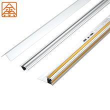 Aluminium edge trim profile,aluminum ceramic tile trim corner edge