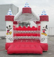Good price mickey mouse jumping castle for kids Z1030