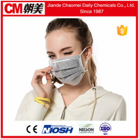 CM Factory supplier 17.5* 9.5 disposable non woven face mask made in China