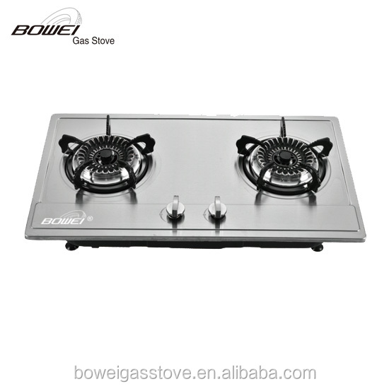 Built-in Stainless Steel Gas Stove Safety Device