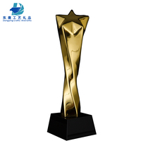 Factory wholesale resin trophy