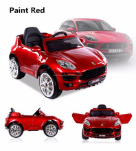 Factory Online Popular Electric Car for Children With Music & LED Light