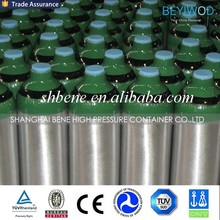 USA Type Medical Aluminum Oxygen Gas Cylinder FDA Approval