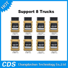 8 Kinds Adblue System Disable Device OBD2 Adblueobd2 Emulator Adblue/DEF Nox Emulator For MAN Iveco R-enault Scania DAF Volvo
