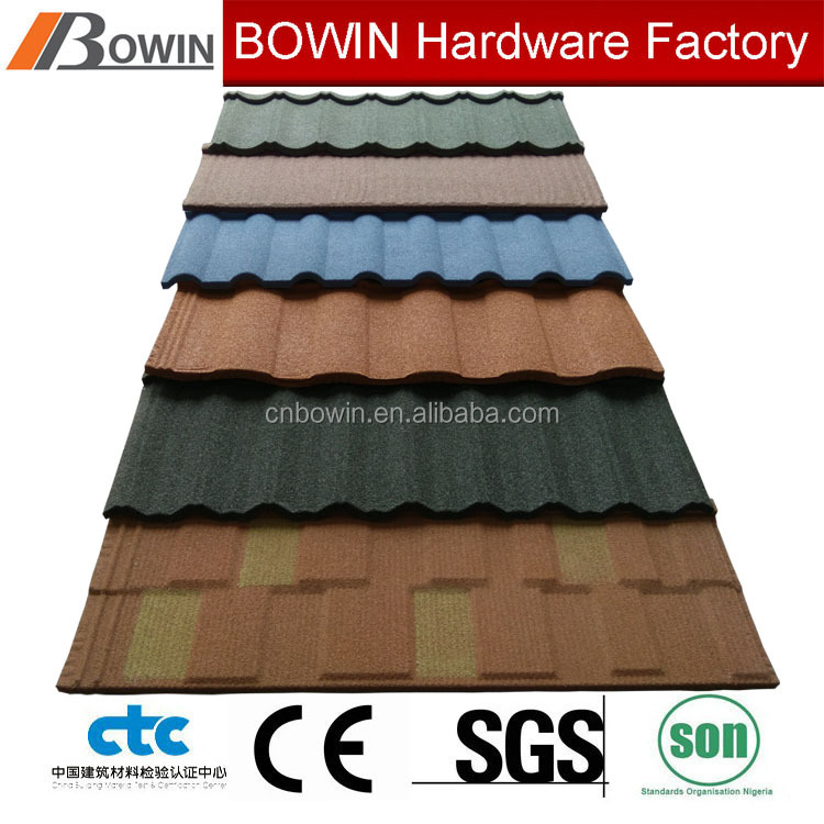 shingle clay roof tiles /stone chip roof tiles /stone coated aluminum roof tiles