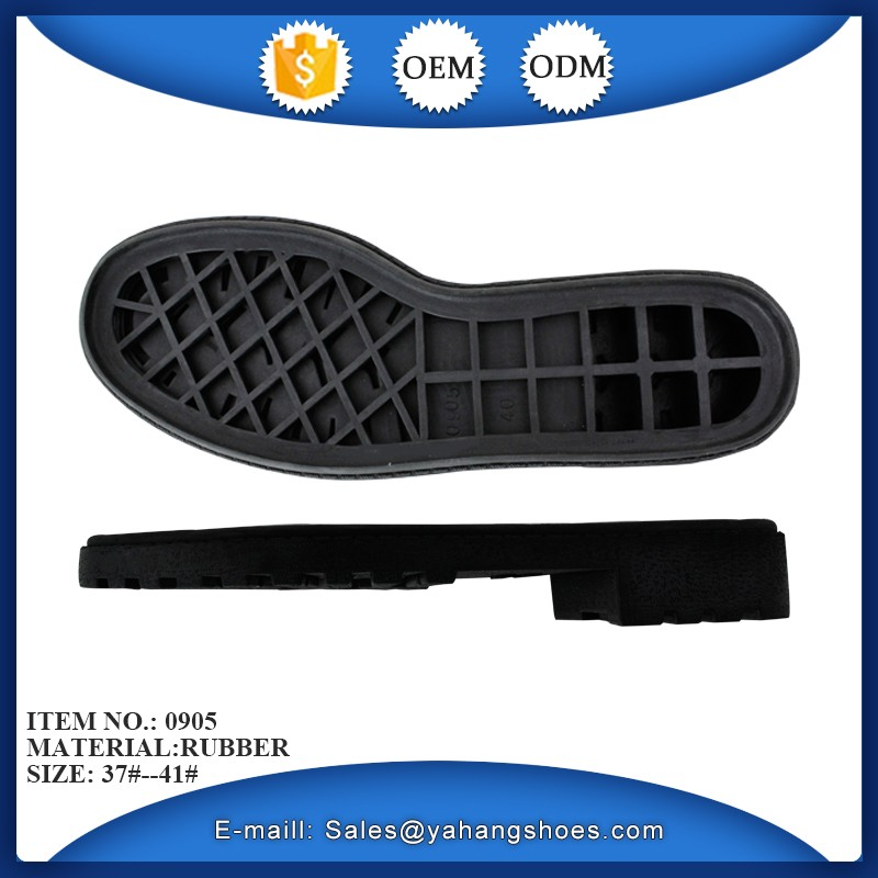 latest design rubber shoe sole for sale