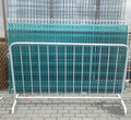 galvanized metal Safety Barrier , event barrier , parking barrier in low price