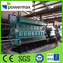 500kw alternative energy generator for biomass gasification plant
