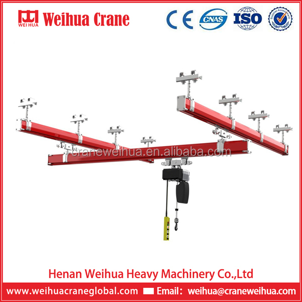 Weihua Electric Pulling Hoist Portable Crane Lift