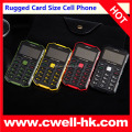Melrose S2 Rugged Style China Slim Card Size Mobile Phone
