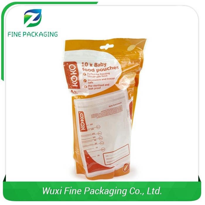 Export Over 50 Countries Custom Made Doy-pack Packaging Bags