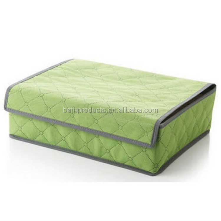 High quality Oxford cloth Foldable storage Box Beautiful boxes for storage