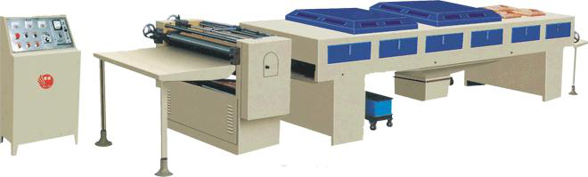 Hot Sale SGZ 1200 UV Coating Machine on 200 <strong>g</strong> -600 <strong>g</strong> paper thickness