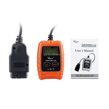 VC310 OBD2 OBDII EOBD CAN Auto Scanner VC310 Code Reader & Cleaner Car Diagnostic Tool