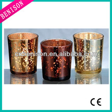 Tea light holder for weddings glass candle holder cheap candelabra home accessory