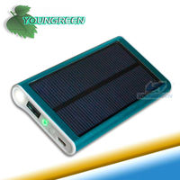 Gifts Portable RoHS Solar Cell Phone Charger 2600mah Power Bank