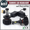 Canbus auto car led bulb lamp high power h4 h7 22w led headlight