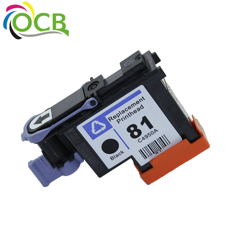 For HP 81 Printhead C4950A - C4955A For HP Designjet 5000 5000PC 5500 5500ps Printer