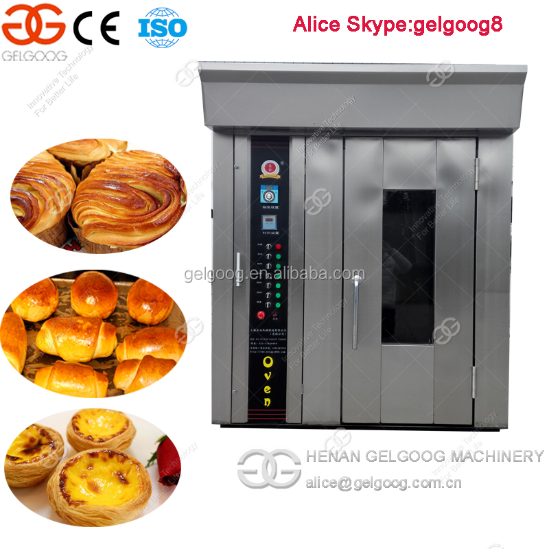 Electric Rotary Convection Oven