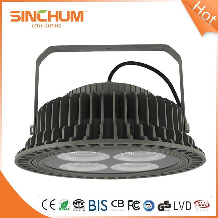 High Purity Aluminum Reflector IP65 Led COB 200W Flood Light