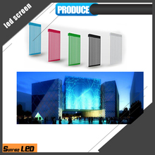 Led screen HD video LED Curtain tranperent screen for Stage Backdrops,Concert,Show,Exhibition