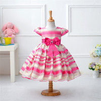 New Model Frilly GuangDong Fashion Girl Dress