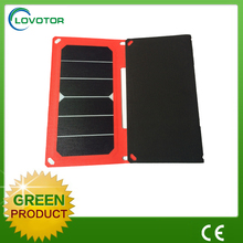 High efficiency foldable solar charger/panel with Sun power cells