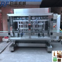 Liquid Paste Filling Machine For Shampoo/cosmetic/juice/toothpaste