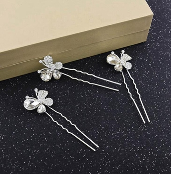 Exquisite Small Butterfly Wholesale Bobby Pins