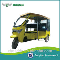 Qiangsheng electric tricycle battery rickshaw tuk tuk motorcycle