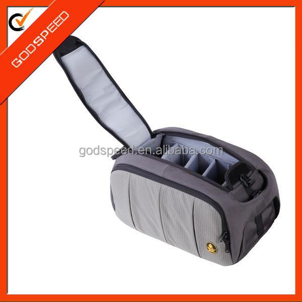 large digital camera video padded carrying bag case for camera