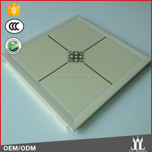 Pop Ceiling Design For Home Soundproof Building Material Aluminum Gusset Plate