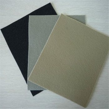 custom car interior fabric automotive upholstery material parcel shelf needle punching non woven