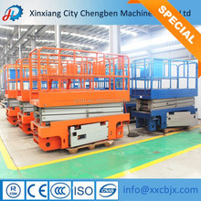 mx scissor lift for hot sale from china