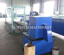 Loosened steel fiber machine