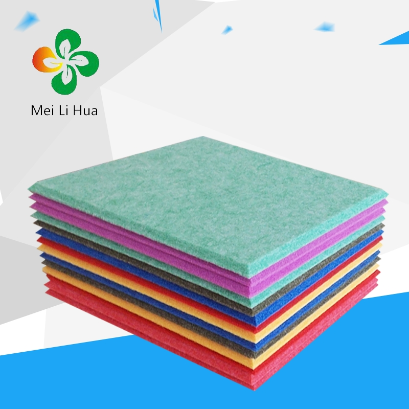 Selling!upholstered wall panels polyester acoustic panel