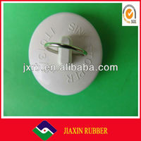 food grade silicone rubber stopper JX-140092 wholesale for bathroom