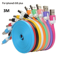 Mobile Phone Use and Standard USB Type 3 in 1 usb cable for iphone