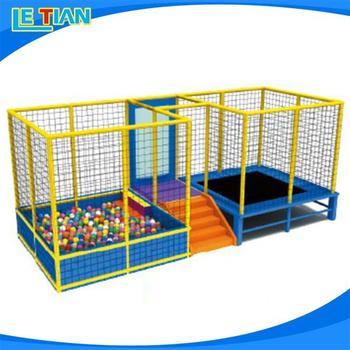 OEM kids playground equipment manufacture bungee trampoline
