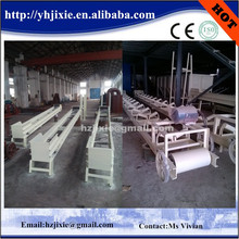 Low cost sawdust chemical industy belt conveyor