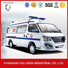 KINGONG new design reliable 6-seats ambulance
