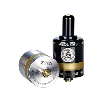 2018 Wholesale Price Rebuildable Tank Atomizer Zeta Mtl Rta E-Cigarettes