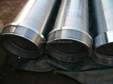 Stainless Steel Cylinder Wire Mesh Filter/Wedge Wire Fliter Drum/Wire Wrapped Drum Screen For Gravel Professional