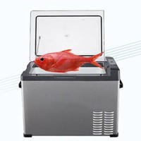 mini refrigerator freezer for car small portable freezer holiday outdoor camping vegetable