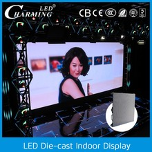 hot selling stage video panel p4 led video wall rental led display