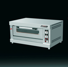 JT single deck gas oven