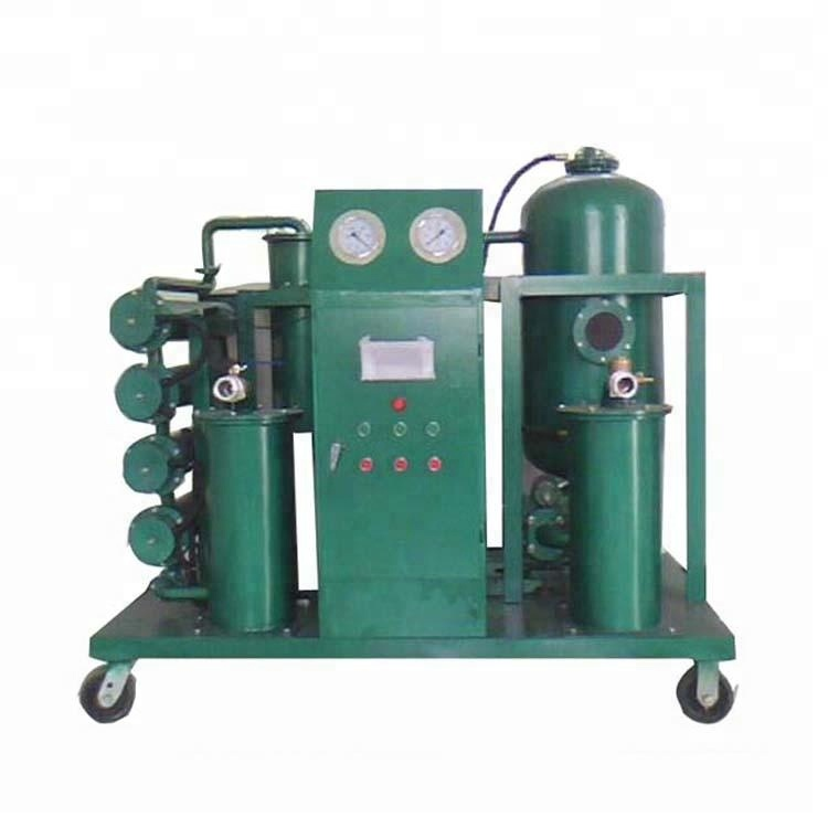 voltage transformers vacuum oil Filtration Machine
