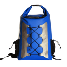 Custom Logo Outdoor 20L PVC Waterproof Dry Bag Backpack