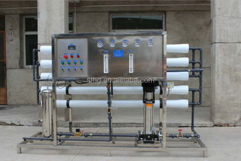 2014 best sold super quality with RO water treatment system plant with price 250L/reverse osmosis water system price