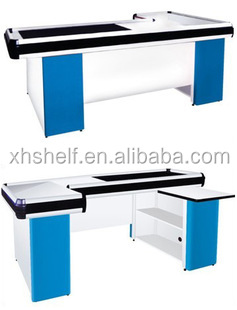2017 latest tyle high quality and beautiful looking checkout counter